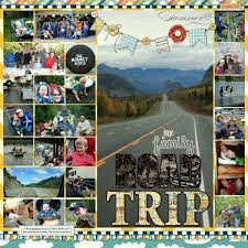 17 Best images about Scrapbooking Inspiration Travel on