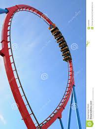 khan port aventura the khan a roller coaster of the port aventura