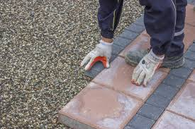 paver driveways cost sted concrete vs pavers per square foot