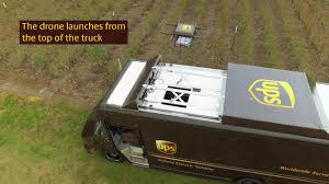 UPS Tests Residential Delivery Via Drone | Technology In Business Thieves In San Francisco Steal 300 Iphone Xs Out Of Ups Truck Amazon Building An App That Matches Drivers To Shippers Seeks Miamidade County Incentives Build 65 Million Facility And Others Warn Holiday Deliveries Are Already Falling Ups Truck Icon Shared By Jmkxyy United Parcel Service Iroshinfo 8 Tractor W Double Trailer Truck Realtoy Daron Toys Diecast 1 Crash Spills Packages Along Highway Wnepcom How Stalk Your Driver Between Carpools Parcel Service Wikipedia