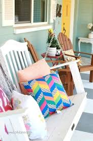 hanging porch swing – mad andellies house