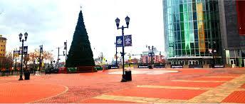 Christmas Tree Shop Brick Nj by Move Over Rockefeller Center Newark Tree Lighting To Kickoff
