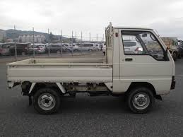 Mitsubishi Mini Truck U15T-Used Kei Trucks From Japanese Auto Auctions