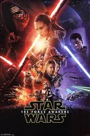 Star Wars The Force Awakens One Sheet