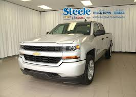 Halifax Area New 2018 Chevrolet Silverado 1500 Truck For Sale - 18-2087