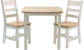 Wooden Play Table And Chairs | Wooden Thing
