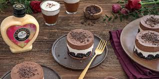 bonner schokoladen kirsch törtchen mit eierlikör laktosefreie verpoorten rezepte