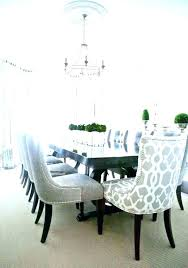 Rustic Glam Dining Room Sets What