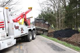 Man Injured After Dump Truck Overturns | Accidents ...