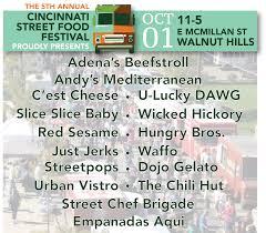 100 Food Trucks In Cincinnati WeAreWalnutHills Weekend Walnut Hills Redevelopment Foundation