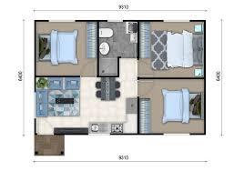 100 3 Bedroom Granny Flat Designs Floor Plans