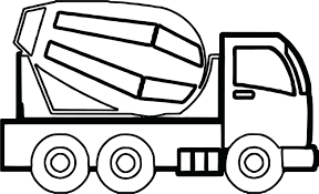 100 Construction Truck Coloring Pages JABN