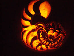 Cheshire Cat Smile Pumpkin Template by Shroomery Pumpkin Contest The Pub Shroomery Message Board