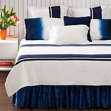 amazon com ralph lauren indigo modern king flat sheet ombre tye