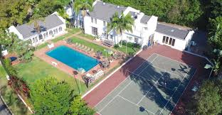 100 2 Story House With Pool Amazing Backyard With Tennis Court