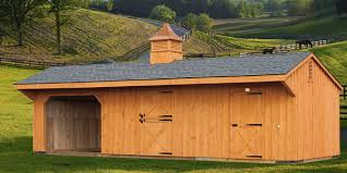 Shed Row Barns For Horses by Horse Barns Run In Sheds In Pa Lakeview Sheds