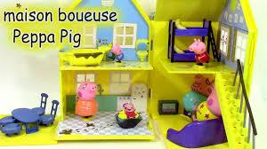 la grande maison boueuse de peppa pig jouet play doh muddy