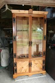 Diy Gun Cabinet Plans by 29 Best Gun Cabinets Images On Pinterest Gun Cabinets Gun