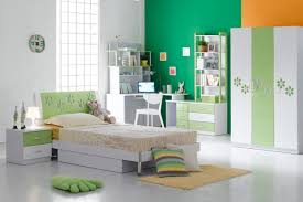 Cute Kids Bedroom With Furniture
