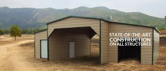 Loafing Shed Kits Texas by Steel U0026 Metal Buildings Storage Sheds Texas Oklahoma