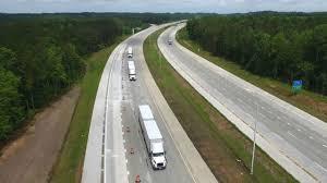 100 Volvo Trucks Greensboro Nc FedEx Demo Platooning On North Carolina Highway