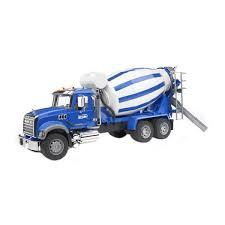 Harga Pasaran Bruder Toys 2814 MACK Granite Cement Mixer Truck ...