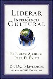 Liderar Con Inteligencia Cultural Spanish Edition David Livermore 9781602555808 Amazon Books