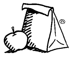 Lunch Clipart Black And White Free Images