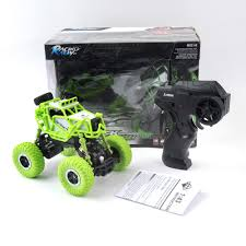 E T RC Car 2.4Ghz Remote Control Car 4WD Rock Crawlers Mini Truck 1 ...