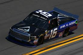 100 Nascar Truck Race Results Austin Hill Tabbed To Replace Moffitt At Hattori Racing