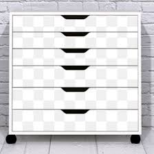 Acrylic pact Makeup Drawer Organizer for Ikea Alex Divider