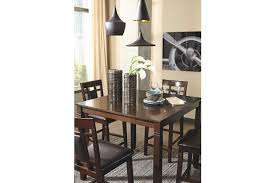 High Dining Room Tables And Chairs by Bennox Counter Height Dining Room Table And Bar Stools Set Of 5