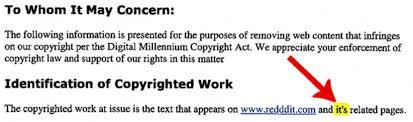 fice Depot Sends World s Worst DMCA Notice To Reddit technology
