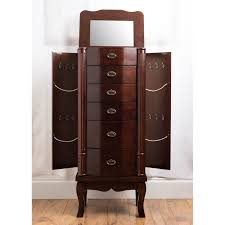 Hives And Honey Abby Jewelry Armoire - Walmart.com Amazoncom Hives And Honey Abby Jewelry Armoire Antique Ivory Fniture Mesmerizing White With Elegant Shaped Armoires Search Results 34 Best Chests Cabinets Images On Pinterest Armoires Espresso Oak Med Art Home Design Posters Ikea Corner And Mirrored Innovation Jewelery Cabinet How To Install Steveb Interior