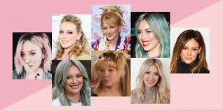 Lizzie Mcguire Halloween by Hilary Duff Critiques Her Hair History