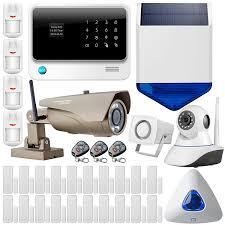 golden security g90b alarme maison 2 4g wifi gsm gprs sans fil