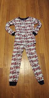 100 Fire Truck Pajamas Find More Boys Gap 5t Euc For Sale At Up To 90 Off
