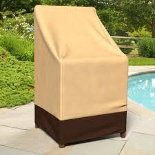 100 Patio Stack Chair Covers Budge Industries AllSeasons 28 X 27 In Outdoor Of