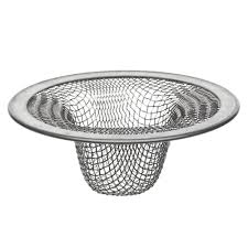 kohler duostrainer 4 1 2 in sink strainer in vibrant stainless k