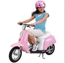 Image Is Loading Razor Pocket Mod Bella Girls Electric Ride On