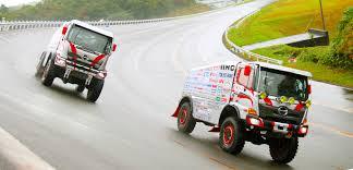 100 Rally Trucks Hino Motors To Field Two HINO500 Series In Dakar 2018