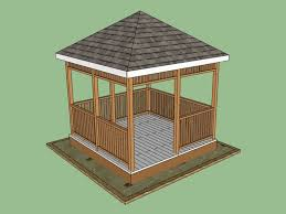 Free Plans How To Build A Wooden Shed by 10 Free Gazebo Plans You Can Download Today