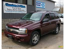 2006 Chevrolet TrailBlazer LS 4x4 In Bordeaux Red Metallic - 332710 ... Used Car Chevrolet Trailblazer Costa Rica 2006 Thrdown Holley Ls Fest 2008 Chevy Trailblazer Ss Photo Image No Roof Trailblazer Truck Forum Gmc Red Bull Dieter Losskarn Miller 302 Airpak Norcal Welding Inc Pickup Truck Accsories And Autoparts By Reveals Two New Concept Vehiclesin Thailand The News Wheel My Tahoe Pinterest Lt Suv Murarik Motsports Debuts At Dubai Intertional Motor Show 2015 Colorado Full Size Hd Trucks Gts Fiberglass Design Well Mtained 3lt Offroad Offroads