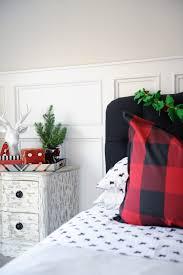 Christmas Bedroom Decor Ideas A Holiday