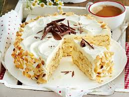 malakoff torte rezept lecker rezept leckere torten
