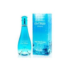 davidoff cool water into the limited edition for 100