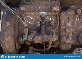 100 Rust Free Truck Parts Old Rusty Engine Stock Image Image Of Power Heavy 125442845