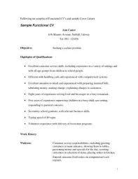 Esthetician Job Description Resume