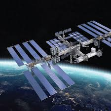 It Takes The International Space Station 92 Minutes To Orbit Earth