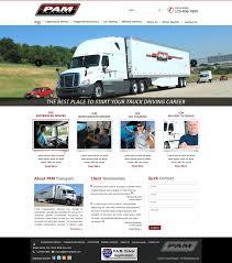 20 Modern Wordpress Designs | Trucking Company Wordpress Design ...